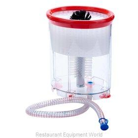 Winco GWB-1 Glasswasher, Brush Type