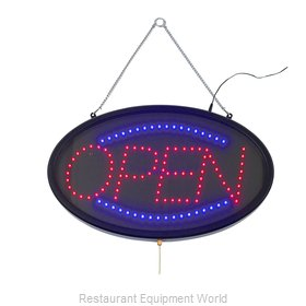 Winco LED-10 Sign, Lighted