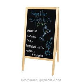 Winco MBAF-1 Sign Board, A-Frame