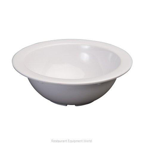 Winco MMB-10W Grapefruit Bowl, Plastic