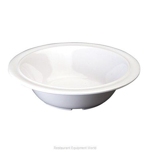Winco MMB-12W Soup Salad Pasta Cereal Bowl, Plastic