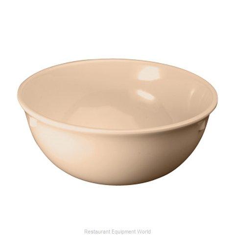 Winco MMB-15 Nappie Oatmeal Bowl, Plastic