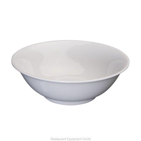 Winco MMB-41W Serving Bowl, Plastic