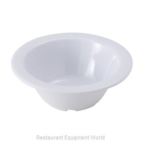 Winco MMB-5W Fruit Dish, Plastic