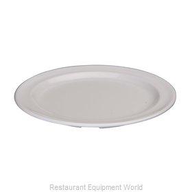 Winco MMPR-5W Plate, Plastic