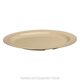 Winco MMPR-9 Plate, Plastic
