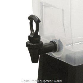 Winco PBD-3-F Beverage Dispenser, Faucet / Spigot