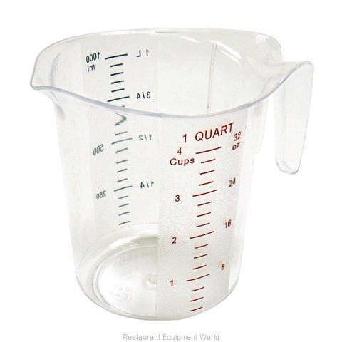 Winco PMCP-100 Measuring Cups