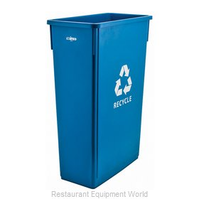 Winco PTC-23L Recycling Receptacle / Container