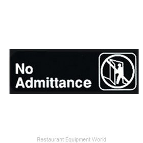 Winco SGN-331 Sign, Compliance