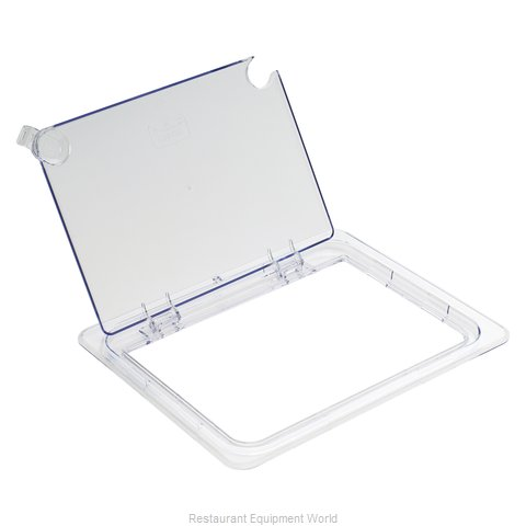 Winco SP7200H Food Pan Cover, Plastic