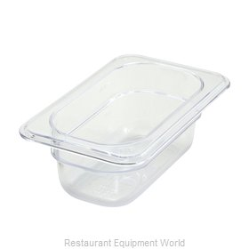 Winco SP7902 Food Pan Plastic