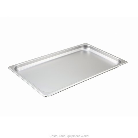Winco SPF1 Steam Table Pan, Stainless Steel