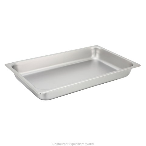 Winco SPF2 Steam Table Pan, Stainless Steel