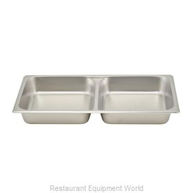 Winco SPFD2 Steam Table Pan, Stainless Steel