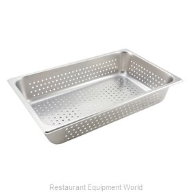 Winco SPFP4 Steam Table Pan, Stainless Steel