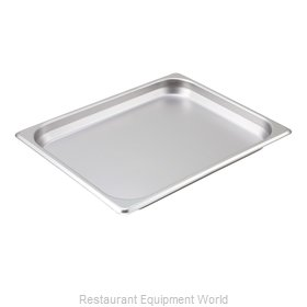 Winco SPH1 Steam Table Pan, Stainless Steel