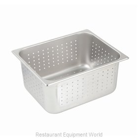 Winco SPHP6 Steam Table Pan, Stainless Steel