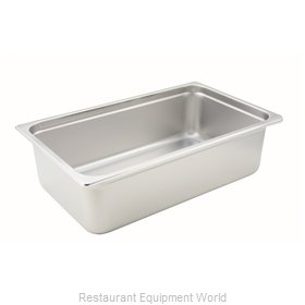 Winco SPJH-106 Steam Table Pan, Stainless Steel