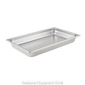 Winco SPJL-102 Steam Table Pan, Stainless Steel