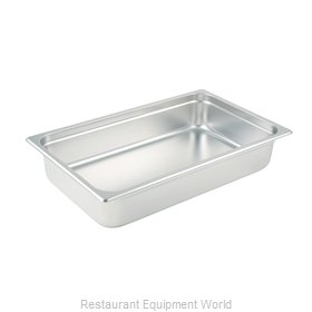 Winco SPJL-104 Steam Table Pan, Stainless Steel