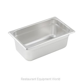 Winco SPJL-404 Steam Table Pan, Stainless Steel