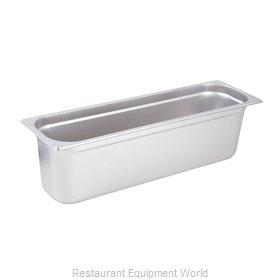 Winco SPJL-6HL Steam Table Pan, Stainless Steel
