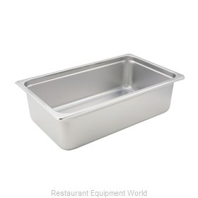 Winco SPJM-106 Steam Table Pan, Stainless Steel