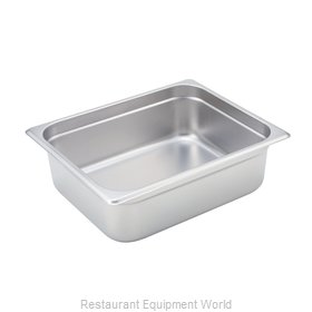 Winco SPJM-204 Steam Table Pan, Stainless Steel