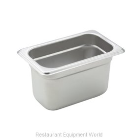 Winco SPJM-904 Steam Table Pan, Stainless Steel
