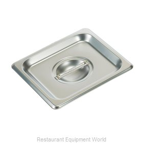Winco SPSCS Steam Table Pan Cover, Stainless Steel