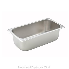 Winco SPT4 Steam Table Pan, Stainless Steel