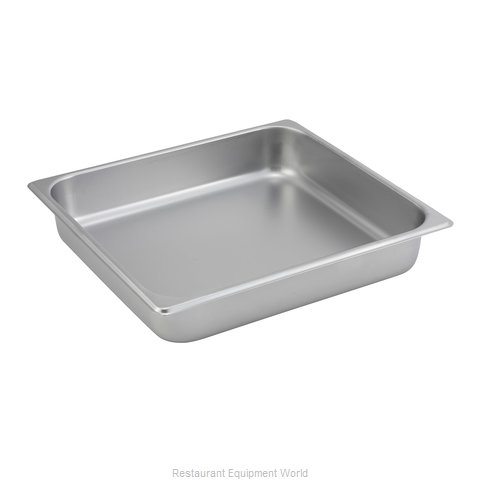 Winco SPTT2 Steam Table Pan, Stainless Steel