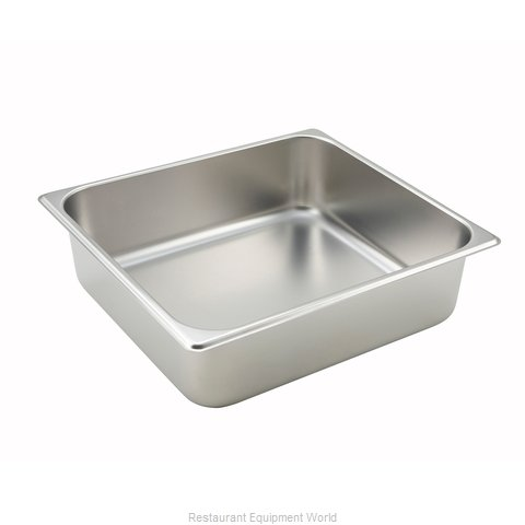 Winco SPTT4 Steam Table Pan, Stainless Steel