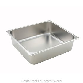 Winco SPTT4 Steam Table Pan, Stainless Steel