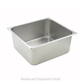 Winco SPTT6 Steam Table Pan, Stainless Steel