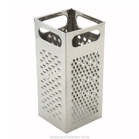 Winco SQG-4 Grater, Manual (Magnified)