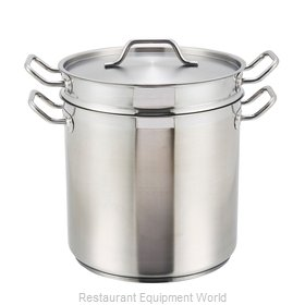 Winco SSDB-12S Induction Pasta Cook Pot