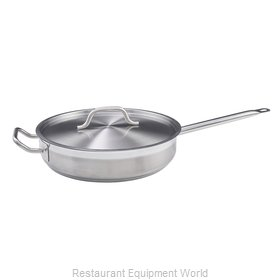 Winco SSET-3 Saute Pan