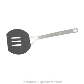 Winco STN-3 Turner, Slotted, Stainless Steel