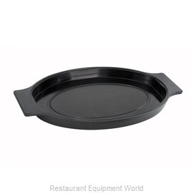 Winco SWU-11 Sizzle Thermal Platter Underliner