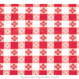 Winco TBCO-70R Table Cloth, Vinyl
