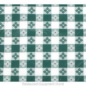 Winco TBCO-90G Table Cloth, Vinyl