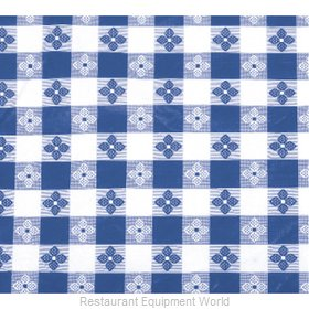 Winco TBCS-52B Table Cloth, Vinyl