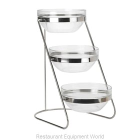 Winco TDS-3 Display Stand, Tiered