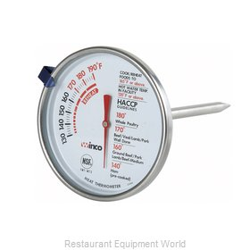 Winco TMT-MT3 Meat Thermometer