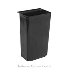 Winco UC-RB Trash Receptacle, for Bus Cart