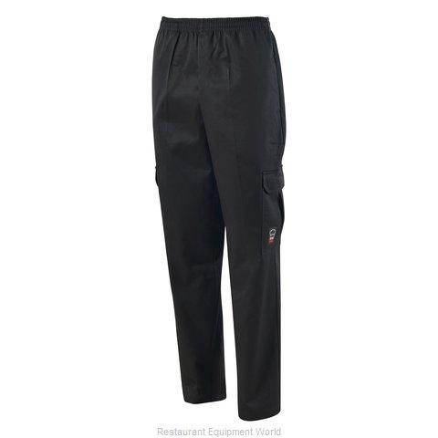 Winco UNF-11KL Chef's Pants