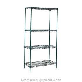 Winco VEXS-2436 Shelving Unit, Wire