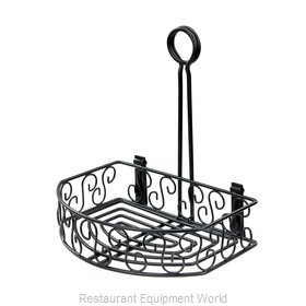 Winco WBKH-6SB Condiment Caddy, Rack Only